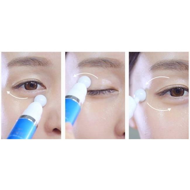 Scinic Super Aqua EX Roll-On Eye Serum Neutrogena Hydro Boost Water Gel 1.7 oz (Pack of 6)